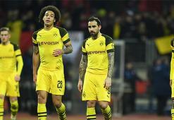 Borussia Dortmund, Nürnbergle berabere kaldı