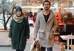 Oyuncu çift alışveriş turunda