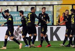 İstanbulspor - Balıkesirspor Baltok: 3-0