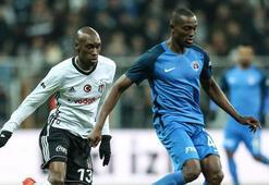 Beşiktaş ilk yarıyı Kasımpaşada kapatıyor