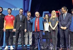 Avrupa'nın en büyük e-spor sahnesi açıldı