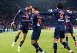 Paris Saint-Germain - Guingamp: 9-0