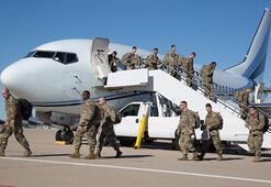 ABD dünyaya duyurdu 5 bin 200 asker bölgeye intikal etti ve silahlı olacaklar
