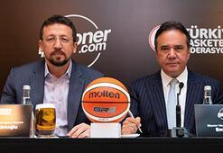 Basketbol milli takımlarına sponsor desteği