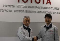 Toyotada görev değişimi
