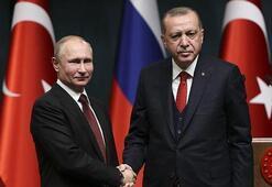 Putinin Türkiye ziyareti kesinleşti