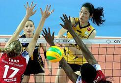 Türk voleybolu 2018de başarılarına devam etti
