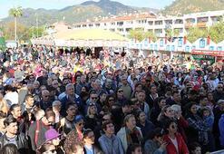 Marmariste bir aylık yeni yıl festivali