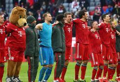 Bayern Münih 6 gol attı, Lewandowski tarihe geçti