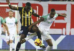 MKE Ankaragücü - Bursaspor: 0-0
