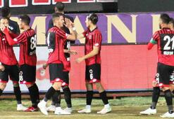 Gençlerbirliği - Giresunspor: 1-0