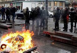Fransada öğrenciden polis hakkında suç duyurusu