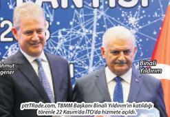 İzmir, e-ticaretin merkezi olacak