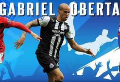 Gabriel Obertan BB Erzurumsporda