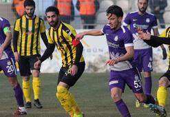 Afjet Afyonspor - İstanbulspor: 1-1
