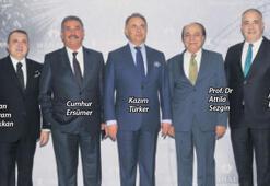 Türkerler, İzmir'i baloda buluşturdu