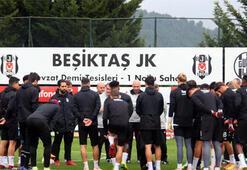 Beşiktaşın Ankaragücü kadrosu belli oldu 6 eksik birden...