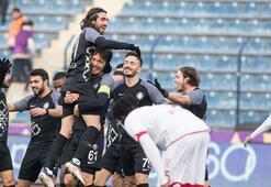 Osmanlıspor - Boluspor: 3-1