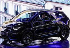 BMW i3 artık sadece elektrikli