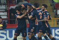 Antalyaspor - Medipol Başakşehir: 0-1 | İşte maçın özeti