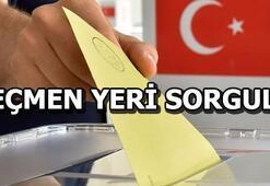Nerede oy kullanacağım - YSK seçmen sorgulama ekranı (31 Mart Yerel Seçimleri)