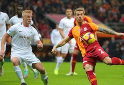 Galatasaray - Atiker Konyaspor: 1-1
