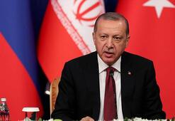 Cumhurbaşkanı Erdoğandan dünya liderlerine yeni yıl mesajı
