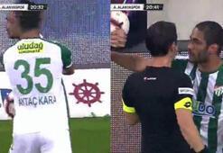 Bursasporda Barış, kaptanın üzerine yürüdü