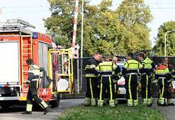 Son dakika... Hollandada tren bisiklete çarptı: 4 ölü