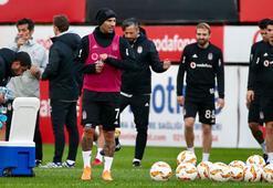 Beşiktaş 6 eksikle başladı