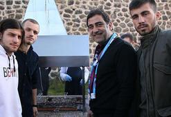 Trabzonspor hamsi şöleninde