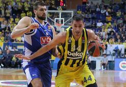Fenerbahçe Beko - Buducnost VOLI: 76-67
