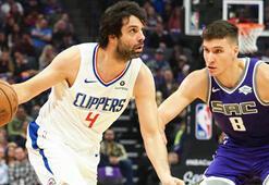Los Angeles Clippers, Milos Teodosici serbest bırakıyor