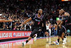 Miami Heatten Golden Statee son saniye şoku