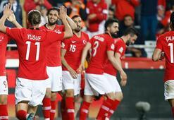 A Milli Futbol Takımının fikstürü açıklandı