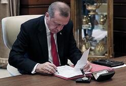 Cumhurbaşkanı kararları Resmi Gazetede yayımlandı
