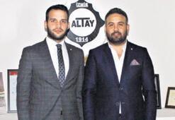 Altay yönetimde güçleniyor