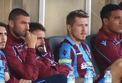 Burak Yılmaz ve Onur Kıvrak, Trabzonspora ihtar çekti