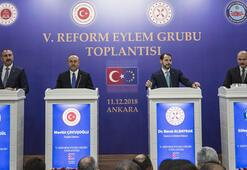 Son dakika... Reform Eylem Grubu Bildirisinde dikkat çeken mesaj