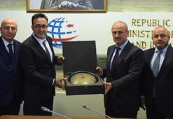 Hizmet İhracatçıları Birliği'nin Ankara ziyareti