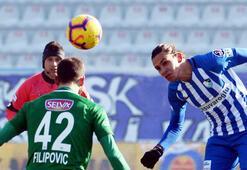 Erzurumspor - Atiker Konyaspor: 1-2