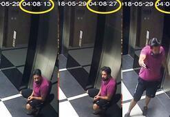 Şule Çet davasında yeni görüntüler... 18 dakikada delil kararttılar