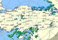 Son dakika... Hafta sonu havalar nasıl olacak Meteoroloji duyurdu...