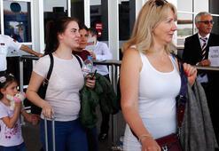 Antalyaya gelen turist sayısı 12,5 milyonu geçti