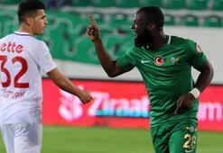Akhisarspor - Fatih Karagümrük: 2-0