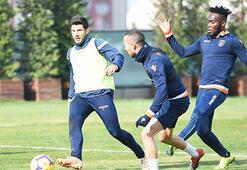 Medipol Başakşehir, hazırlıklara ara vermedi