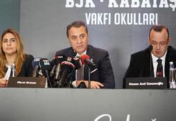 Beşiktaş-Kabataş Vakfı ortaklığı