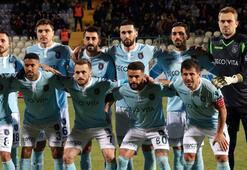 Sezonun ilk yarılarına Başakşehir damgası