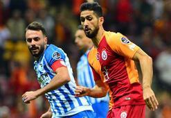 Galatasarayda Emre Akbaba sakatlandı