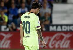 Lionel Messi kadroya çağrılmadı